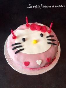 Happy pinky Kitty ©Lapetitefabriqueasourires 1