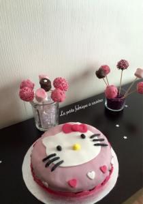 Happy pinky Kitty ©Lapetitefabriqueasourires 2