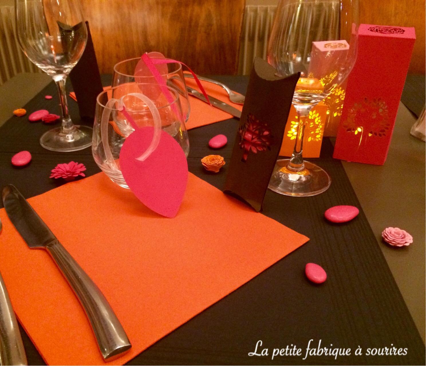 Décoration de table thème arbre©Lapetitefabriqueasourires