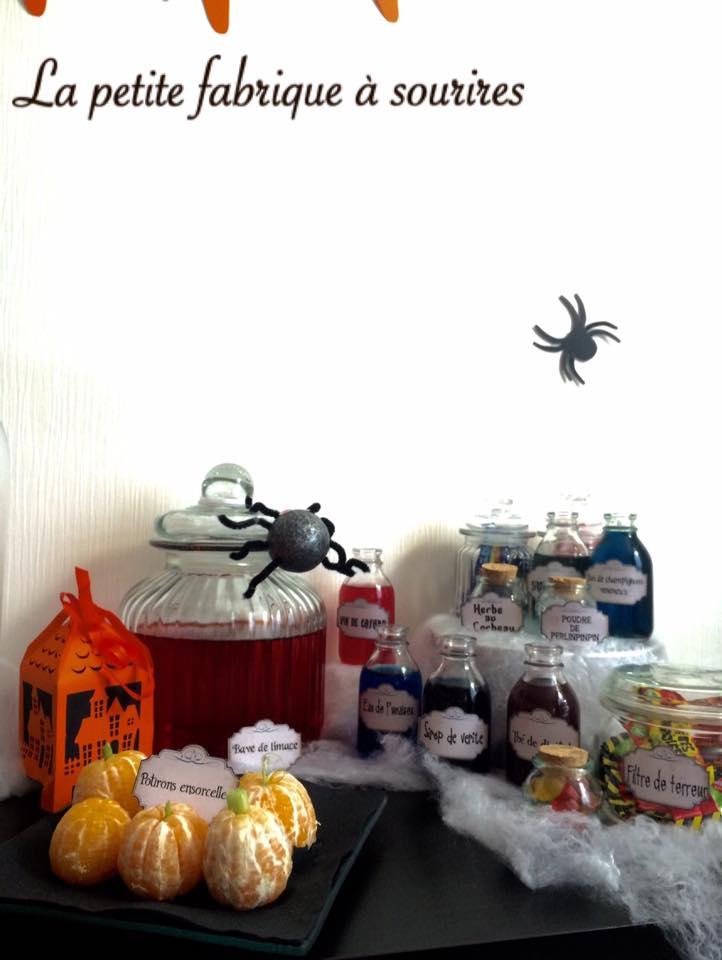 halloween la petite fabrique sourires. Black Bedroom Furniture Sets. Home Design Ideas