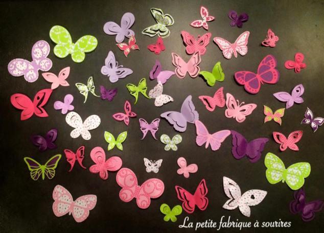 Papillons ©Lapetitefabriqueasourires